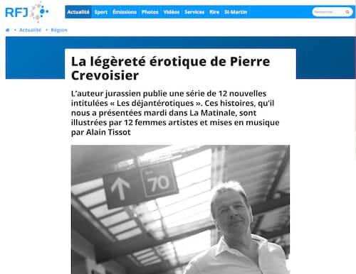 Radio Fréquence Jura, 10 novembre 2020