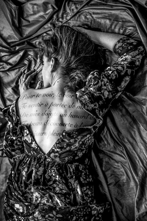 Le caresseur de mots, vu par Lea Lund